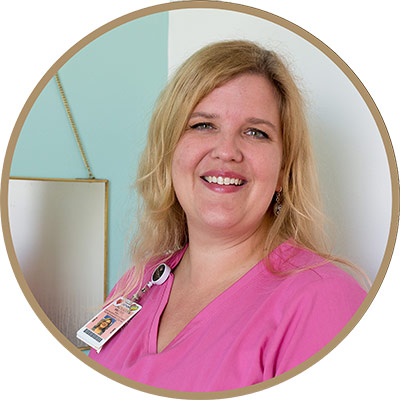 Kristen Rosin, IBCLC, RLC Outpatient Services Manager